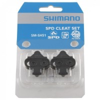 Shimano SM-SH51 cleats with plates