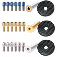 titanium stem upgrade kit & top cap