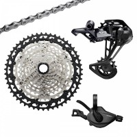 Shimano XT M8100 12 speed upgrade kit