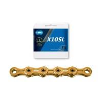 KMC X10SL 10 Speed Lightweight Chain