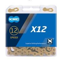 KMC X12 Ti-N gold